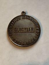 Medaille Porsche VW Auto Union 50 Jahre Glöckler 1919-1969 Oldtimer Münze Selten