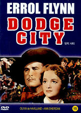Dodge City - Michael Curtiz, Errol Flynn, Olivia de Havilland, 1939 / NEW