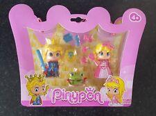 Pinypon Royal Prince & Princess Figure Set (525135) - Brand New & Sealed