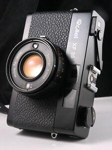 Rollei XF35 / XF 35 film rangefinder camera w/ 40mm f2.3 Sonnar lens