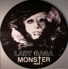 """LADY GAGA """" MONSTER PART 1 """" NEW 12 * PICTURE DISC VINYL * w"""
