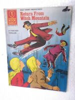 RETURN FROM WITCH MOUNTAIN    NO 3 CHANDAMAMA BOOK SHELF  ENGLISH  Comic India