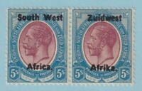 SOUTH WEST AFRICA 25  MINT NEVER HINGED OG  * NO FAULTS EXTRA FINE !