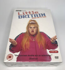 Little Britain - Series 1-3 (DVD, 2006, 6-Disc Set, Box Set) NEW FACTORY SEALED