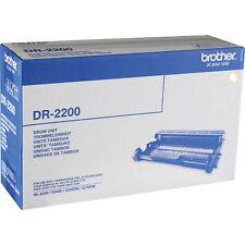 ORIGINAL DR2200 TAMBOUR NOIR pour Brother imprimantes