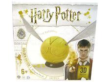 4D Cityscape Harry Potter - Golden Snitch - 242 Pcs