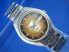 Retro Vintage Seiko Lord Matic LM Automatic Watch 5206-6110 Circa 1973 . Kanji