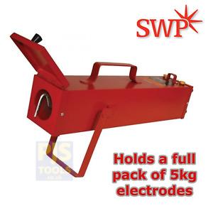 SWP 1141 110v/240v dual voltage arc rod electrode quiver oven