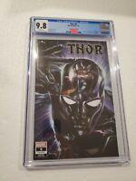 🔥 THOR 9 TRADE CGC 9.8 Mico Sauyan Silver Crain Cates Klein Venom infinity hulk