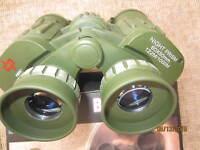 "Day/Night Prism  60-50 binoculars ""Perrini"" Camo Military Style MPN1208"