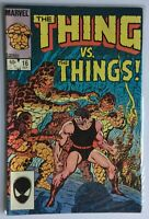 Thing #16 (Oct 1984, Marvel)