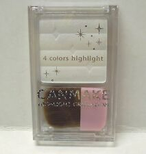 CANMAKE JAPAN 4 color highlight gradient 01 White Gradation