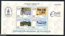 Spain Edifil # 3433 ** MNH  Aviacion y Espacio ESPAMER 86