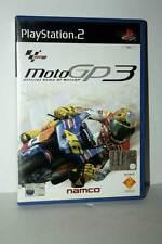 MOTO GP 3 GIOCO USATO BUONO STATO SONY PS2 EDIZIONE ITALIANA AD4 43205