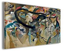 Quadro Wassily Kandinsky vol XV Quadri famosi Stampe su tela riproduzioni arte
