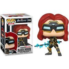 Funko - POP Marvel: Avengers Game- Black Widow Brand New In Box