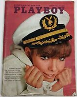 Playboy August 1966 Bunnies of Dixie and Jane Fonda