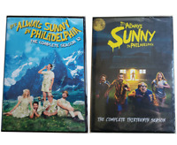 IT'S ALWAYS SUNNY IN PHILADELPHIA : Complete Season 12 & 13 DVD TV Series NEW