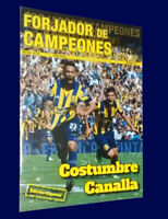 ROSARIO CENTRAL 2 vs NEWELL'S 0 Forjador Special Magazine w/Central Poster 2014