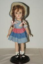 """GORGEOUS! Vintage 14"""" Arranbee Nancy Lee Composition Doll"""