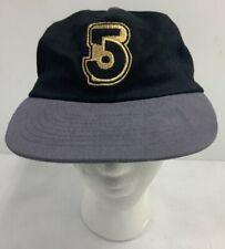 Babylon 5 Earth's Best Hope Gold Logo Black Grey Adjustable Ball Cap Hat