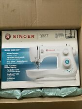 New ListingBrand New Singer 3337 Simple 29-Stitch Heavy Duty Home Sewing Machine