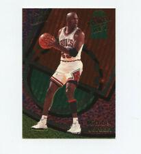 1994 Fleer Ultra Michael Jordan #2 POWER IN THE KEY Foil Insert