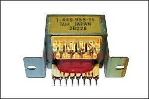 Genuine Sony 1-449-955-11 Power Transformer CDP-C325 CDP-C425 CDP-C69ES