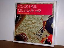 artisti Vari COCKTAIL MUSIQUE Vol.2 Box 3 CD NUOVO SIGILLATO!!!