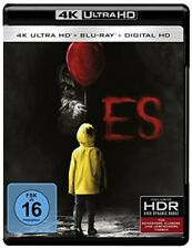 Stephen Kings Es 4K Ultra HD + 2D Neuverfilmung NEU OVP Stephen King's Es