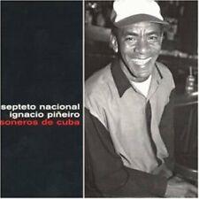 Septeto Nacional Ingnacio Piñeiro Soneros de Cuba (1997/99)  [CD]