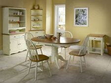 Oak Up to 4 Unbranded Kitchen & Dining Tables with Extending