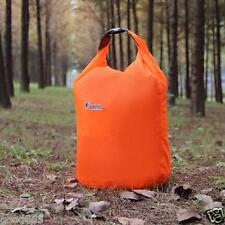 Portable 20L Waterproof Bag Storage Dry Bag for Canoe Kayak Rafting Orange New