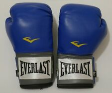 Everlast Pro Style Training Gloves 8 oz Boxing Blue