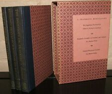 A FRANKLIN MISCELLANY - 3 Volume Boxed Set. 1956