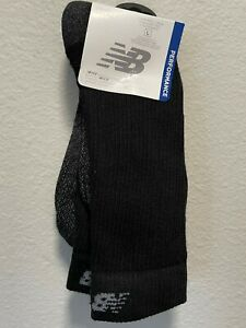 New Balance Performance Cushioned Crew unisex socks 2 pair