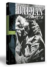 BATMAN SECRETS SAM KIETH GALLERY ED HC DC COMICS