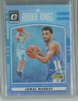 2016/17 Donruss Optic Jamal Murray Denver Nuggets Rookie Kings Holo Silver RC