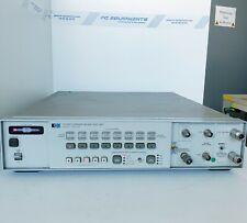 HP Agilent Keysight 11729C Carrier Noise Test Set 18GHz (opt H33)