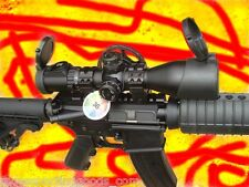 3-12X44 Compact Rifle Scope UTG ACCUSHOT® 36 Color Reticle with SWAT Wheel