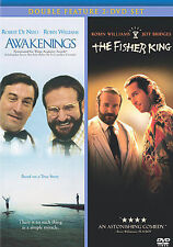 Awakenings/The Fisher King (DVD, 2008, 2-Disc Set)