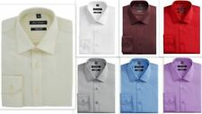 Cotton Blend One Size: Regular Regular Formal Shirts for Men
