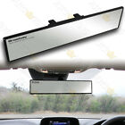 Universal Flat 360mm Wide Broadway Clear Interior Clip On Rear View Mirror