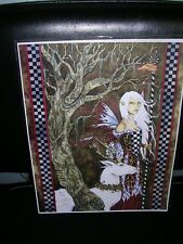 Amy Brown - Seer - Limited Edition - SOLD  OUT - RARE