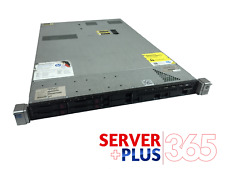 HP ProLiant DL360p G8 server, 2x 3 GHz E5-2690v2 10-Core, 128GB RAM 4x 600GB SAS