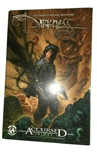 THE DARKNESS, ACCURSED Volume One TPB Signed by Filip Sablik