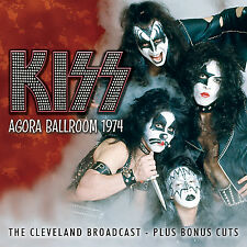 KISS New Sealed 2017 UNRELEASED 1974 LIVE CLEVELAND CONCERT & MORE CD
