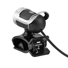 USB 12.0 Mega Pixel HD Camera Web Cam 360° MIC Clip-on for Skype Computer Chat