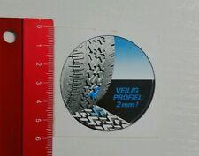 Aufkleber/Sticker: Veilig Profiel 2mm (080616155)