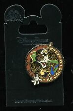 Goofy Pirate It Be Gold I'm After Disney Pin